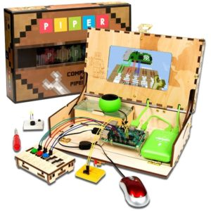 Piper Computer Kit | with Minecraft Raspberry Pi edition