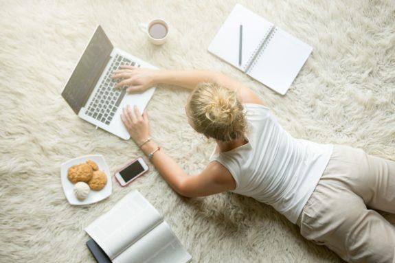 using mobile hotspot for home internet